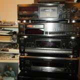 Compact disc player SONY CDP711 optional telecomanda