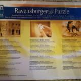 Puzzle Ravensburger 1000 piese - Harta veche