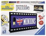 Puzzle Ravensburger Film Strip Minions London 108Pcs
