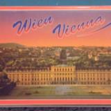 AUSTRIA - VIENA - 20 VEDERI DIN ORAS DIURNE SI NOCTURNE FORMAT MIC 10/8 cm., Necirculata, Fotografie