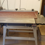 Masina de slefuit lemn Bernardo HV 70