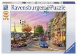 Puzzle Ravensburger Puzzle Paris By Night 500Pcs