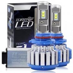 Set 2 bec Turbo Led auto canbus HB3 / 9005 / HB4 / 9006 produs nou!