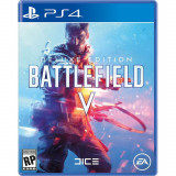Battlefield V - Deluxe Edition /PS4