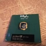 Procesor colectie socket 370 Intel Pentium III 800 Mhz EB Coppermine FSB 133, 1