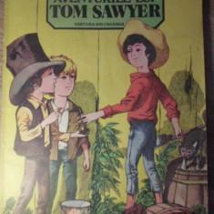 AVENTURILE LUI TOM SAWYER (BOGAT ILUSTRATA) - MARK TWAIN