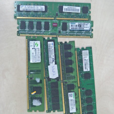 Memorie calculator ram DDR2 2gb 1gb 512mb 800mhz 667mhz 533mhz