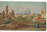 (A) carte postala- EGIPT -Cairo