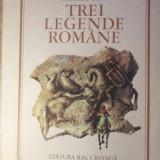 TREI LEGENDE ROMANE - TIBERIU UTAN