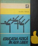 Educatia fizica in aer liber Valeriu Farcas