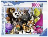 Puzzle Ravensburger Dreamworks Family 1000Pcs
