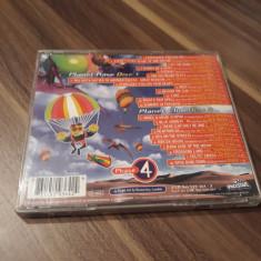 DUBLU CD VARIOUS-RAVEBASE PHASE 4 RARITATE!!!! ORIGINAL POLYSTAR 2 CD