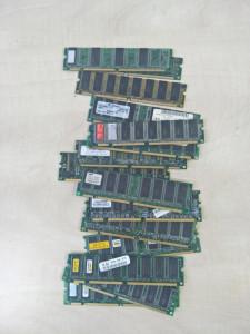 Memorie calculator SDRAM pc100 pc133 256mb 128mb 64mb