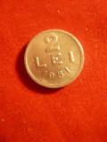 2 Lei 1951 aluminiu , cal.Foarte Buna