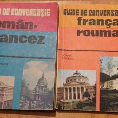 Ghid de conversatie roman-francez si francez-roman