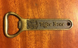 Desfacator de Bere Vintage de Metal - Tiger Beer - Deosebit!
