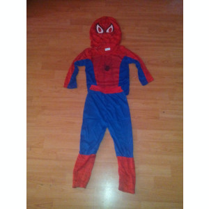 Costum Spiderman 5-6 ani