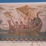 TUNISIA - MUZEUL NATIONAL BARDO - MOZAICURI ROMANE - 10 VEDERI CU EXPLICATII., Necirculata, Fotografie