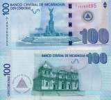 NICARAGUA 100 cordobas 2007 (2012) UNC!!!