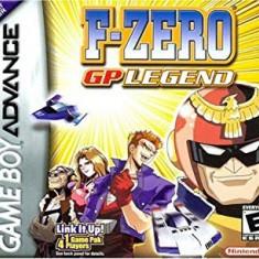 F-Zero: GP Legend (#) /GBA
