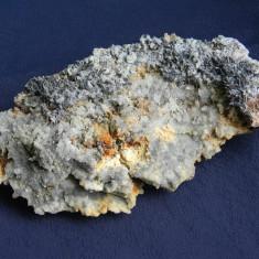 Specimen minerale - CUART, STIBINA SI PIRITA (B5)