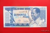 GUINEEA  BISSAU  -  500 Pesos 1990  -  UNC