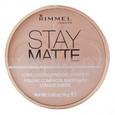 Powder Rimmel London Stay Matte Dama 14ML