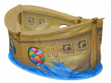 Barcuta cu 50 bile Skipper, Multicolor