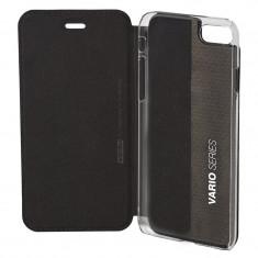 Husa book Nevox Vario Apple iPhone 7 Basalt Grey