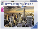 Puzzle Ravensburger Great New York 1000Pcs