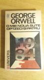 RWX 48 - O MIE NOUA SUTE OPTZECI SI PATRU - GEORGE ORWELL