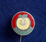 Insigna Bistrita 1983 - Natura