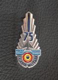 Insigna Aviatia Militara - 1913 - 1988 - 75 ani - Aviatie