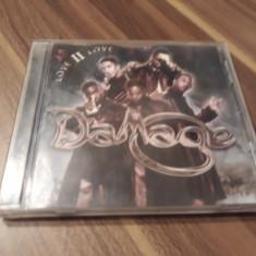 CD DAMAGE-LOVE II LOVE ORIGINAL UK