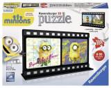 Puzzle Ravensburger Film Strip Minions Tropical Island 108Pcs