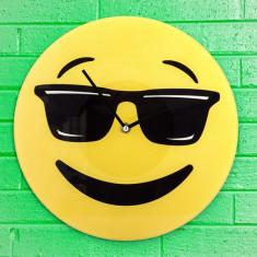 Ceas de perete Emoticon Cool V0000150