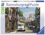 Puzzle Ravensburger Idyllic Southern France