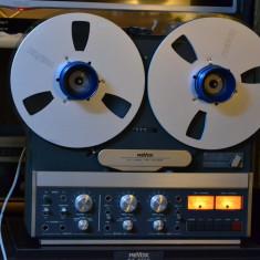 Magnetofon REVOX B 77 -2 track-Stare ca nou -full accesorii -nr 3 Studer