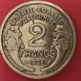 2 francs 1938 Franta, Europa
