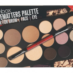 Powder Smashbox Shapematters Palette Dama 30,33ML Complete Makeup Palette
