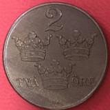2 ore 1950 Suedia, Europa