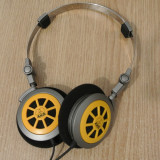 Casti AKG K24P Super sunet, Casti On Ear, Cu fir, Mufa 3,5mm