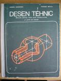 myh 311 - DESEN TEHNIC - HUSEIN GHEORGHE - TUDOSE MIHAIL - EDITIA 1974