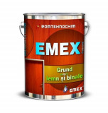 Grund Alchidic pentru Lemn si Binale EMEX  - Bidon 6 Kg