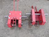 Reductor de turatie pentru motosapa motocultor tip Robix  ax rotund de 25mm