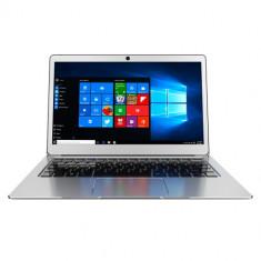 """Laptop nJoy Aerial SYNO-3FL49WA-CC01B, 13.3"""", RAM 4GB, eMMC 32GB, Intel Celeron Dual Core N3350, Windows 10, Silver"""