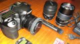 Canon 40D + Obiective si accesorii