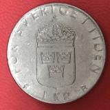 1 koroana 1998 Suedia, Europa
