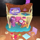 Casuta din turta dulce a lui Pinkie Pie My little pony + bonus