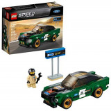 Lego Speed Champions – 1968 Ford Mustang Fastback (75884)